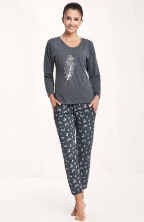 Luna 548 MAXI piżama damska
