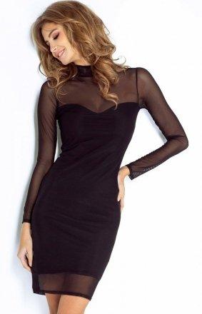 *Wieczorowa sukienka Natasha z tiulem