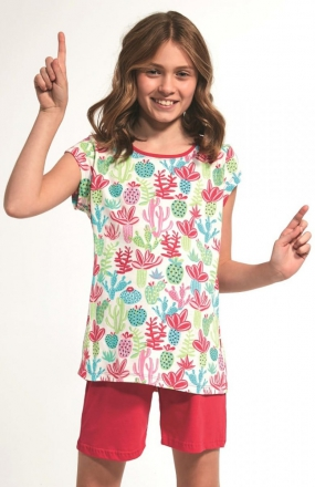 Cornette Kids Girl 357/79 Cactus piżama