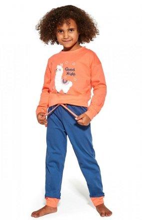 Cornette Kids Girl 469/144 Good Night piżama dziewczęca