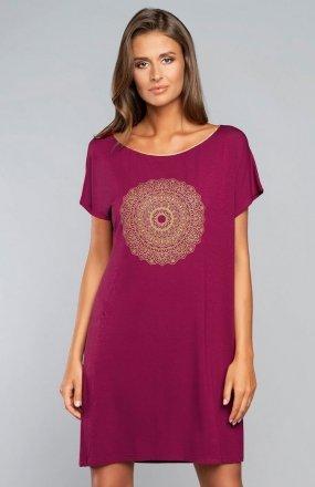 Italian Fashion Mandala koszula nocna