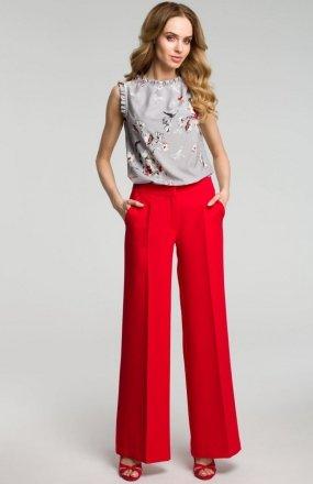 Moe M378 spodnie czerwone