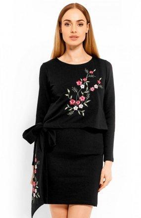 PeekaBoo 1624 sukienka czarna