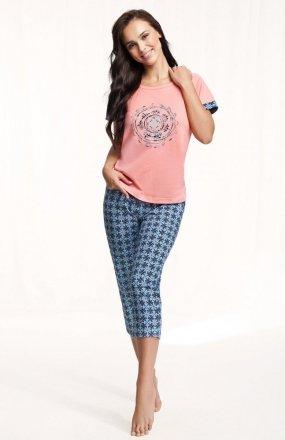 Luna 498 piżama damska