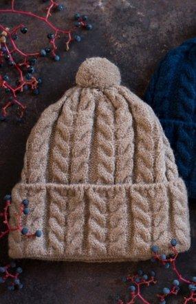 Art of polo Mini mini czapka ciemny beż