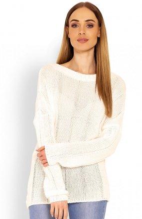 PeekaBoo 40007 sweter ecru