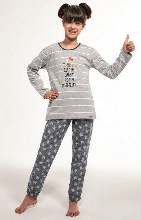 Cornette Young Girl 975/112 Little Bear dł/r 134-164 piżama dziewczęca