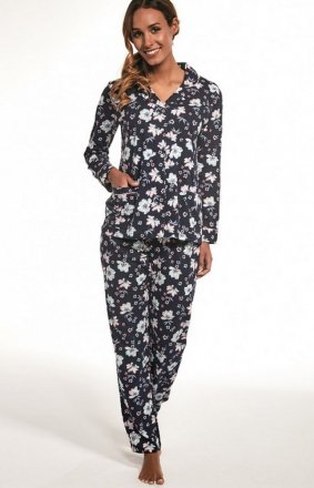 Cornette 682/217 Michelle dł/r S-2XL piżama