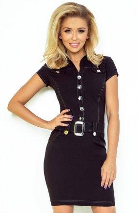 *SAF 142-1 sukienka czarna