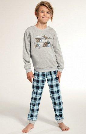 Cornette 966/98 Young Koala dł/r 134-164 piżama chłopięca