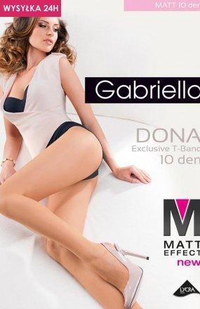 Gabriella Dona Matt 10 Den Code 712 rajstopy klasyczne