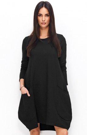 Numinou NU78 sukienka czarna