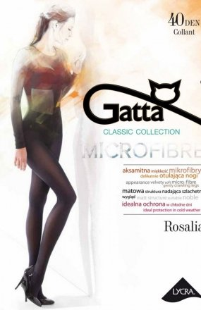 *Rajstopy Gatta Rosalia 40 den 2-4 beż