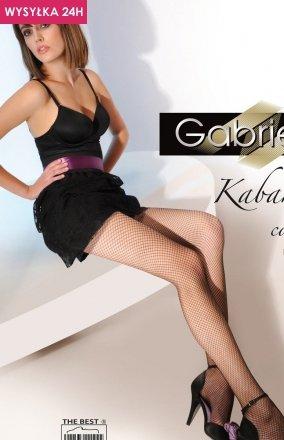 Gabriella Kabarette Collant 151 Code 230 rajstopy kabaretka