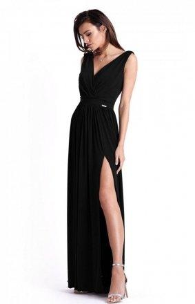 Efektowna długa sukienka Philippa