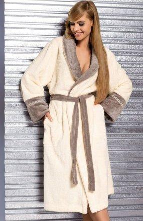 L&L Rachel długi szlafrok