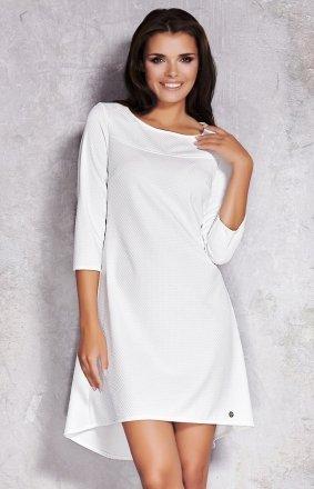 Infinite You M024 sukienka ecru