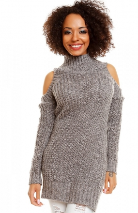 PeekaBoo 30040 sweter szary