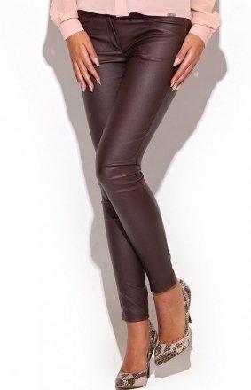 Katrus K231 spodnie brąz