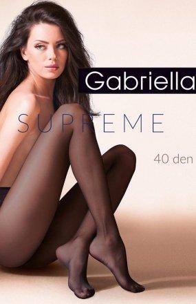Gabriella Supreme 40 DEN code 398 rajstopy klasyczne