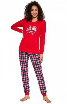 Cornette 671/279 Gnomes piżama damska