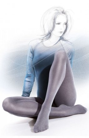 Rajstopy Gatta Silver Chic 40 den