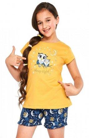 Cornette Kids Girl 488/86 Owls piżama