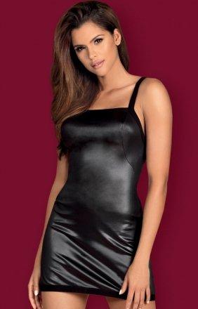 Obsessive Leatheria koszulka damska
