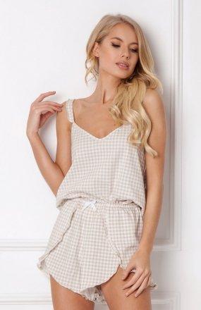 Aruelle Ginny Short Creme piżama
