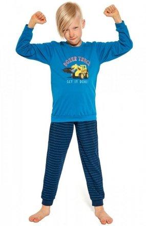 Cornette Kids Boy 478/117 Dozer Truck piżama chłopięca