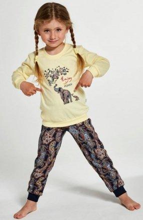 Cornette Young Girl 592/133 Elephants piżama