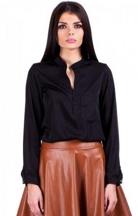 Moe MOE063 koszula czarna