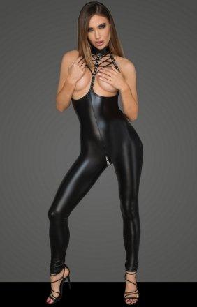 *Erotyczny kombinezon Noir F125