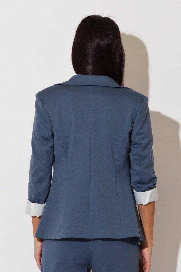 Katrus K151 żakiet niebieski