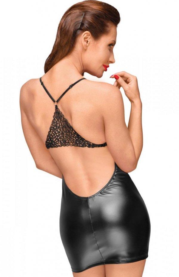 Noir 271669010 mini sukienka tył
