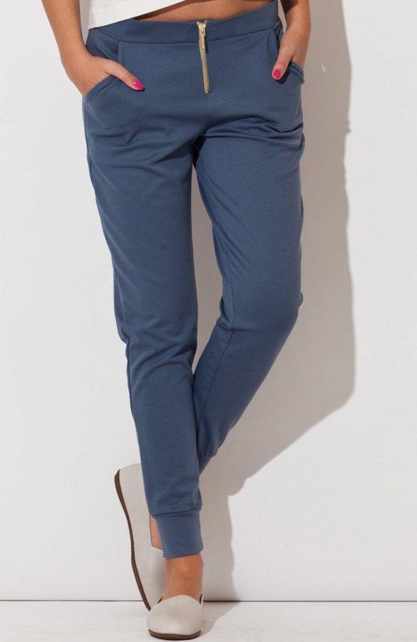 Katrus K153 spodnie niebieskie