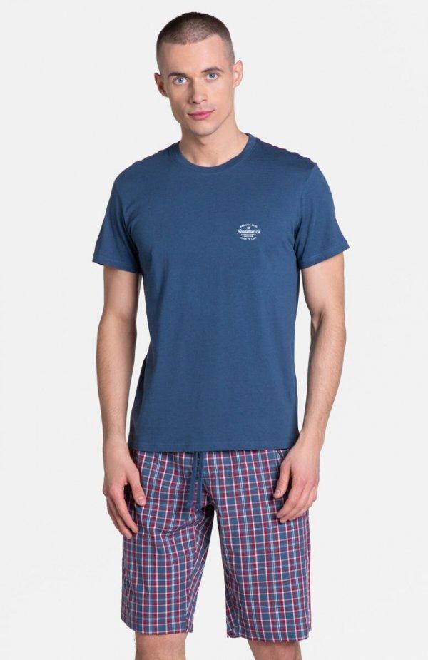 Henderson Zeroth 38364-59X piżama granatowa