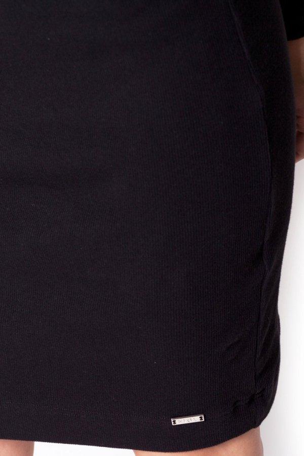 Figl M332 sukienka czarna