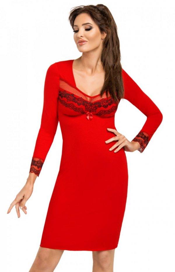 Donna Jasmine II Red koszulka nocna