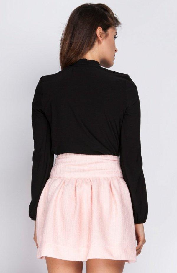 Milu MP195 spódnica różowa tył
