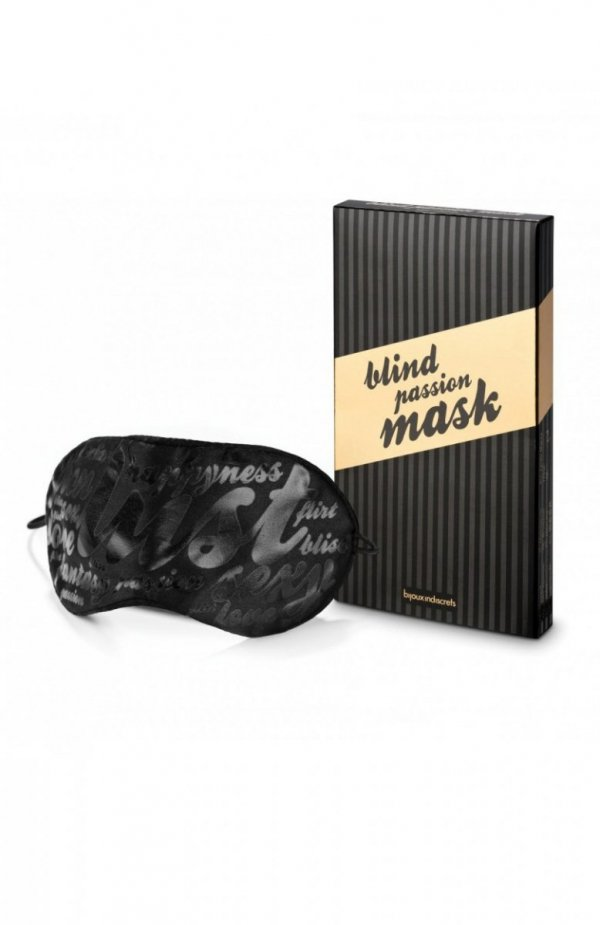 Bijoux Indiscrets - Blind passion maska