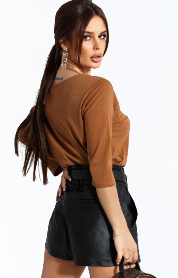 Kobieca bluzka z tygrysem 102-10 tył