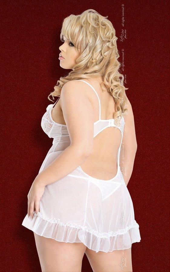 Softline Lulu komplet biały