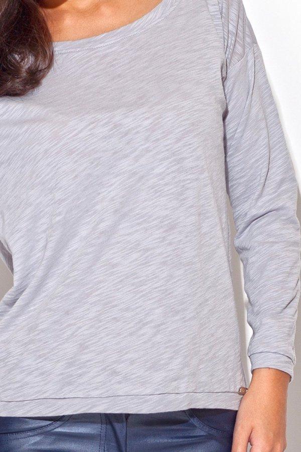 Katrus K230 bluzka szara