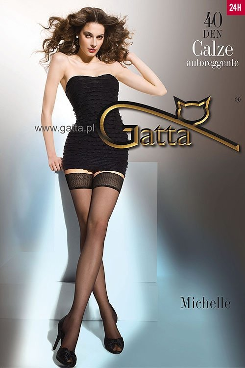 Gatta Michelle 40 pończochy klasyczne