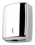 Pojemnik (podajnik) Losdi ZZ Evo (LCO0107I) na ręczniki papierowe w listkach, ścienny, ze stali nierdzewnej