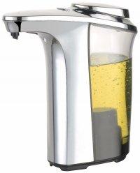 Sanjo automatyczny dozownik mydła w płynie 500 ml AS500C chromowany