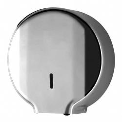 Pojemnik (podajnik) Faneco Evo (LCO0207I) na papier toaletowy w rolkach, ścienny, ze stali nierdzewnej