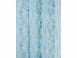 Zasłona prysznicowa Bisk PEVA RAIN 05840 180x200 cm