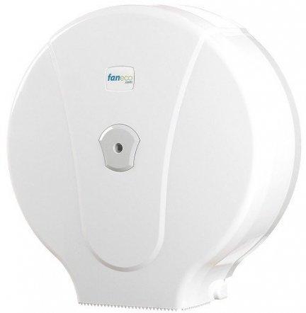 Pojemnik (podajnik) Faneco POP M (J29PGWG) na papier toaletowy w rolkach, ścienny, plastikowy ABS